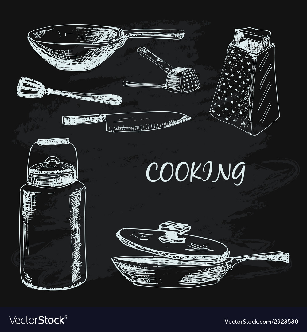 Cooking collection vector | Price: 1 Credit (USD $1)