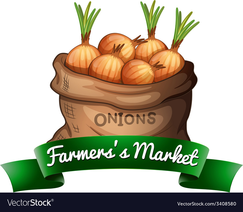 Farmerss market vector | Price: 1 Credit (USD $1)