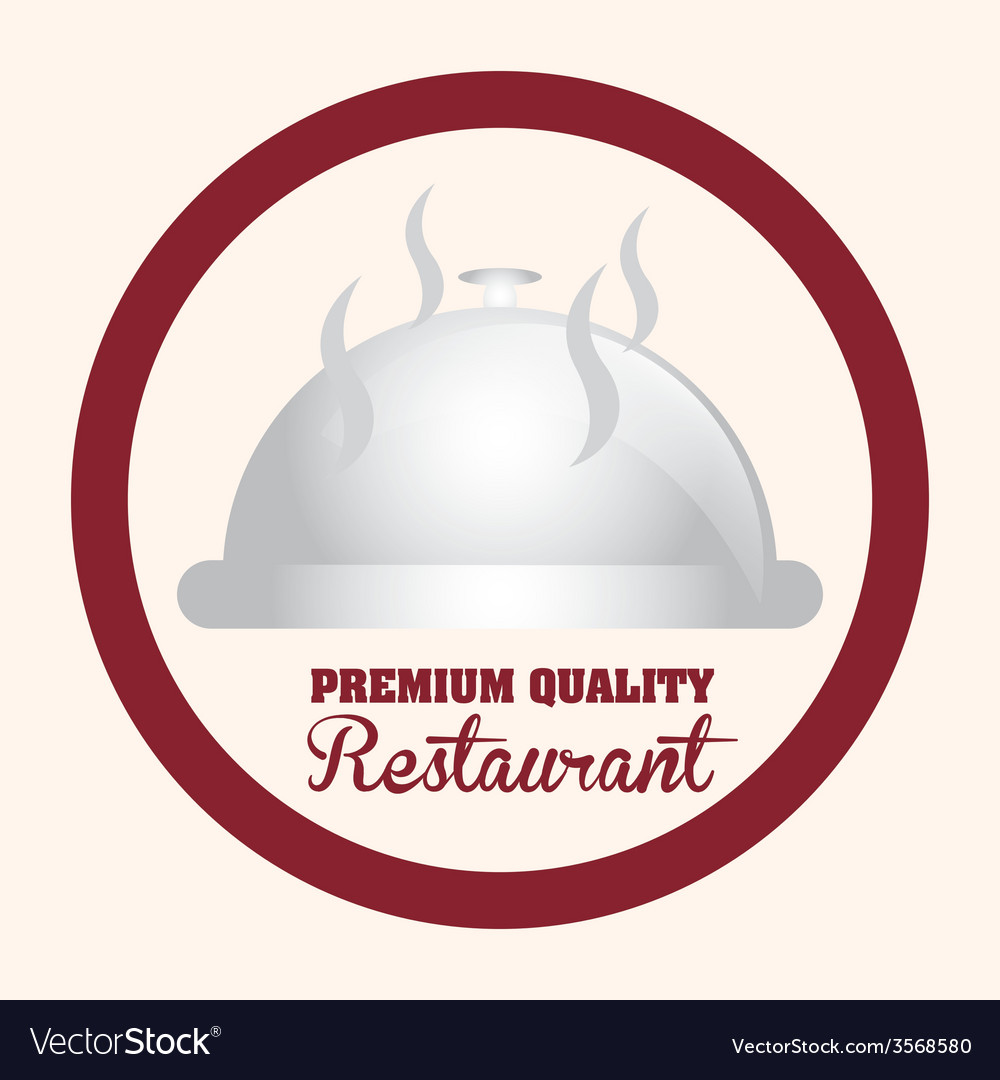 Restaurant food vector | Price: 1 Credit (USD $1)