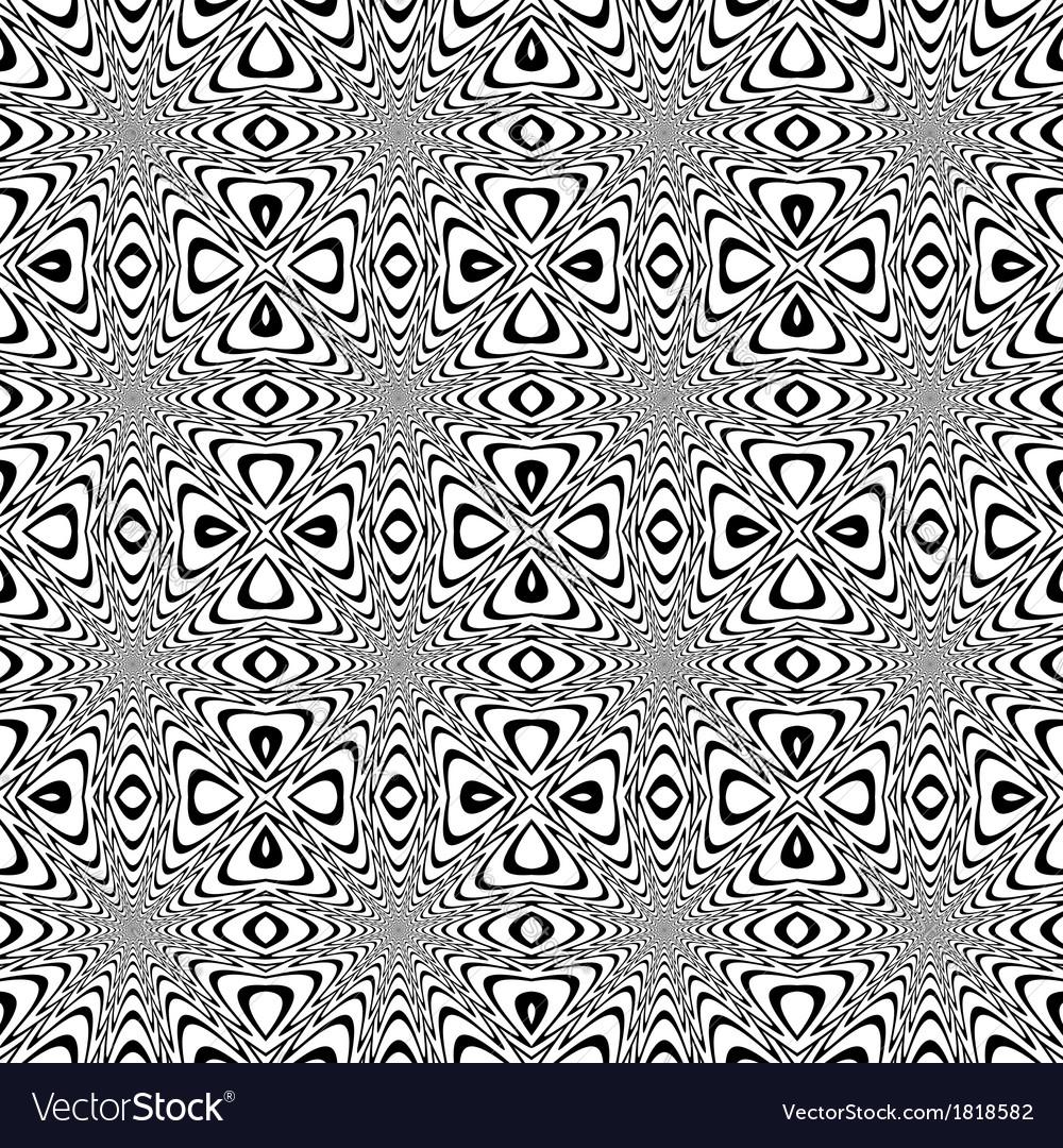 Design seamless monochrome speckled background vector | Price: 1 Credit (USD $1)