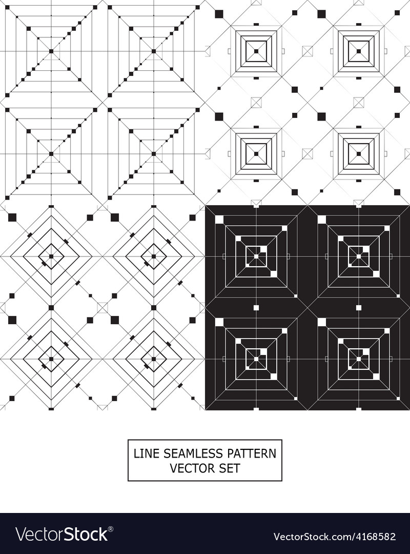 Set of linear textures vector | Price: 1 Credit (USD $1)