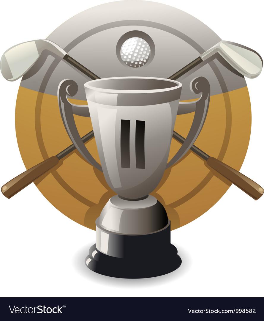 Silver award vector | Price: 1 Credit (USD $1)