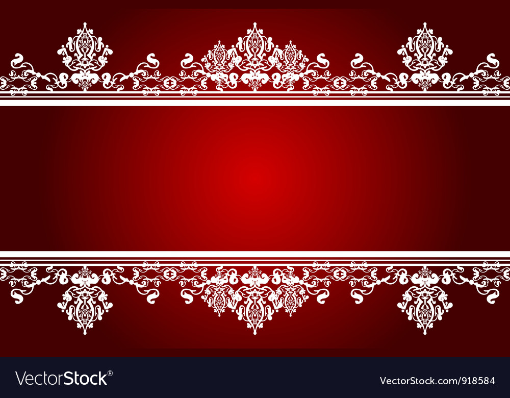 Red and white background vector | Price: 1 Credit (USD $1)