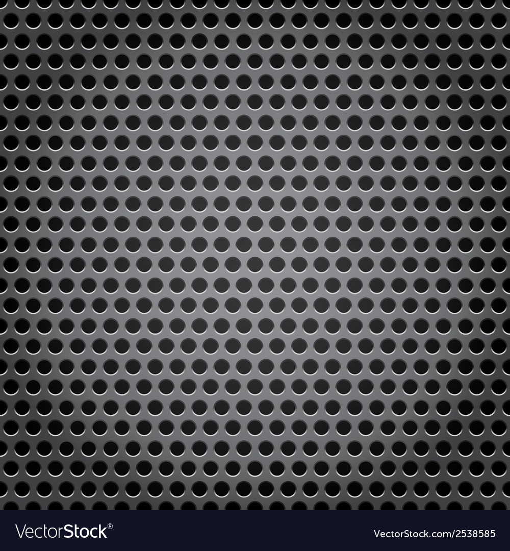 Metal grid background vector | Price: 1 Credit (USD $1)