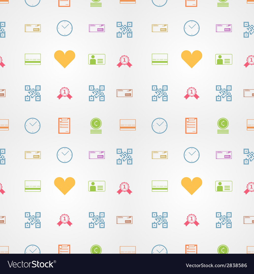 Colored background for e-shopping vector | Price: 1 Credit (USD $1)