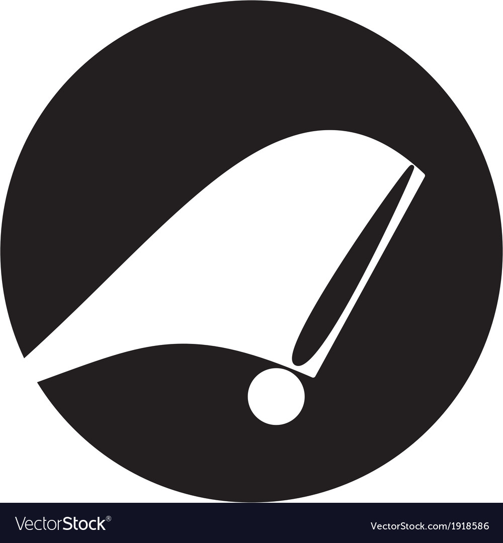 Tachometer icon vector | Price: 1 Credit (USD $1)