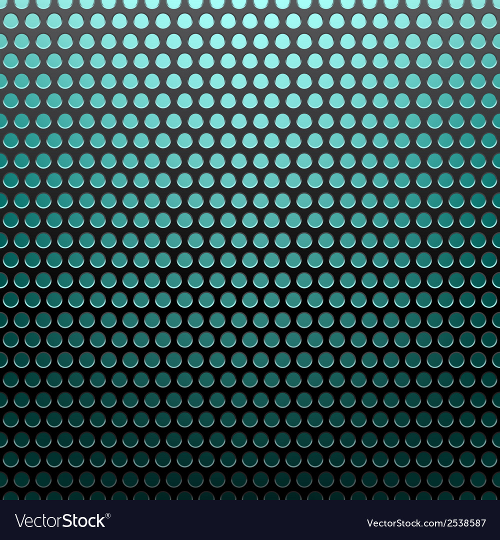 Metal grid blue light background vector | Price: 1 Credit (USD $1)