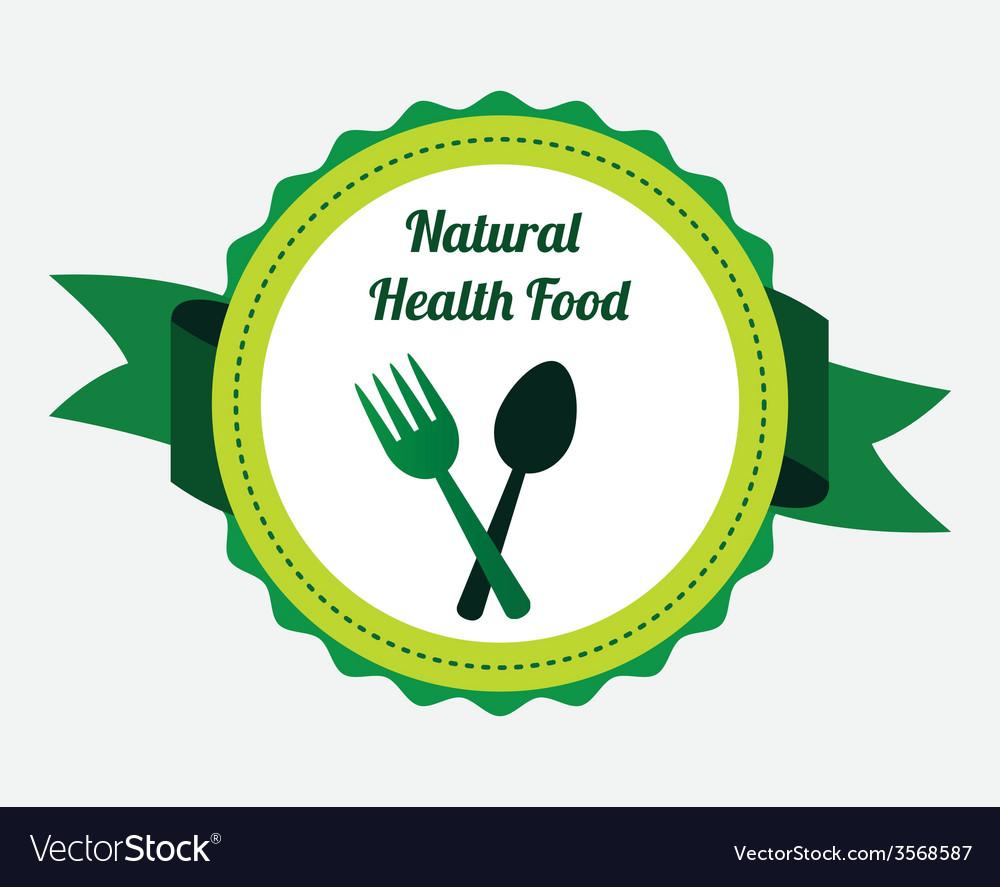Natural food vector   Price: 1 Credit (USD $1)
