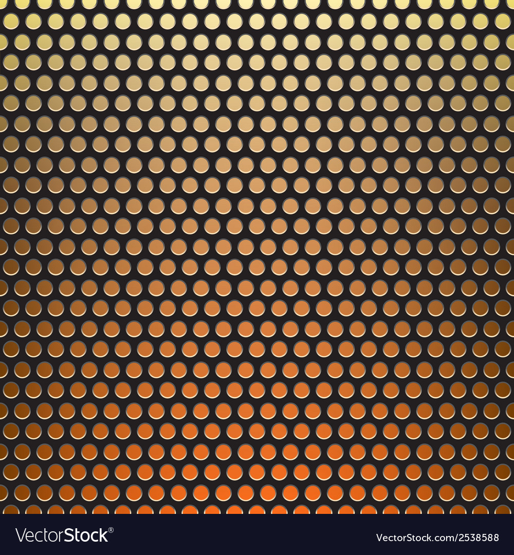 Metal grid fire background vector | Price: 1 Credit (USD $1)