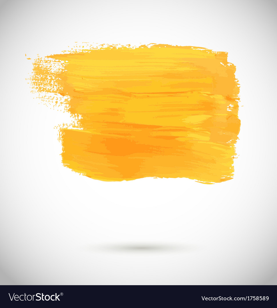 Colorful abstract paint banner vector | Price: 1 Credit (USD $1)