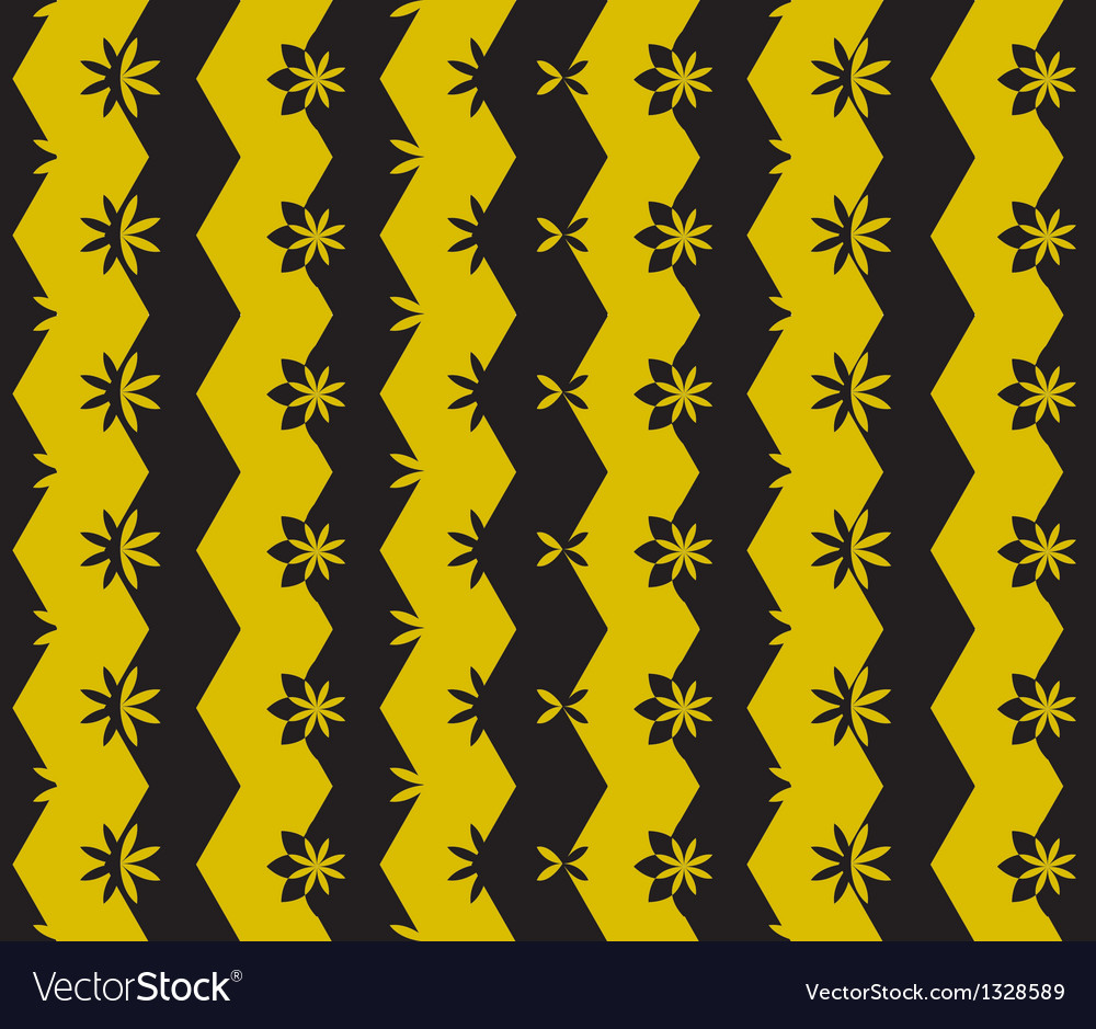 Flower geometric pattern vector | Price: 1 Credit (USD $1)
