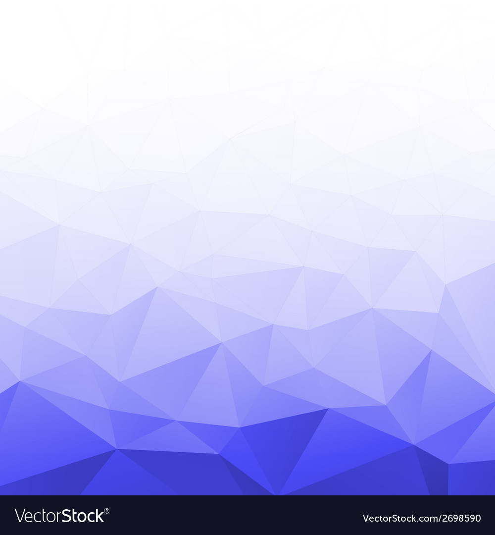 Abstract gradient dark blue geometric background vector | Price: 1 Credit (USD $1)