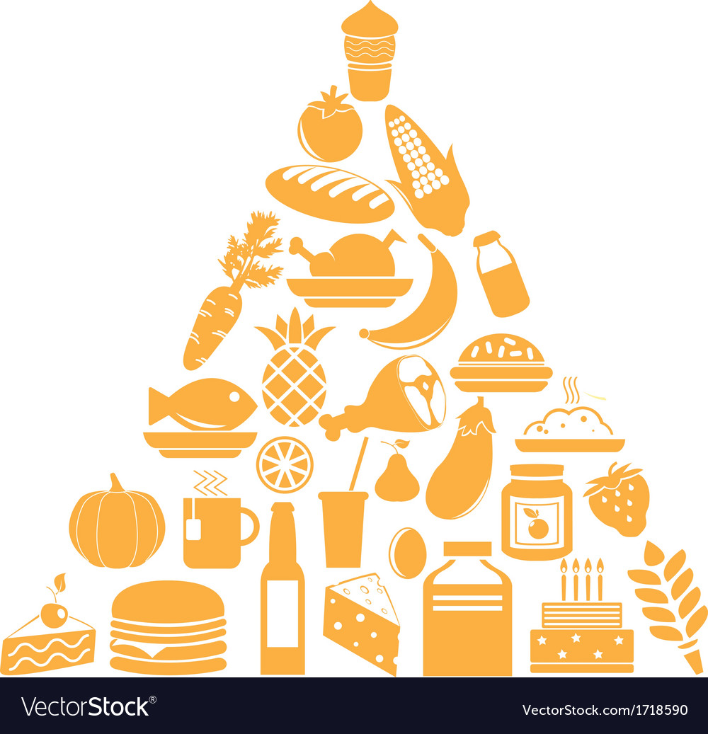 Food vector | Price: 1 Credit (USD $1)