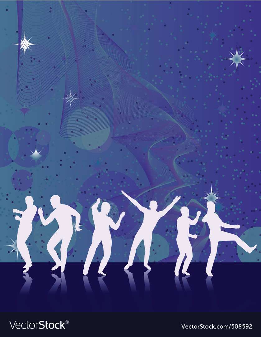 Dance disco vector   Price: 1 Credit (USD $1)