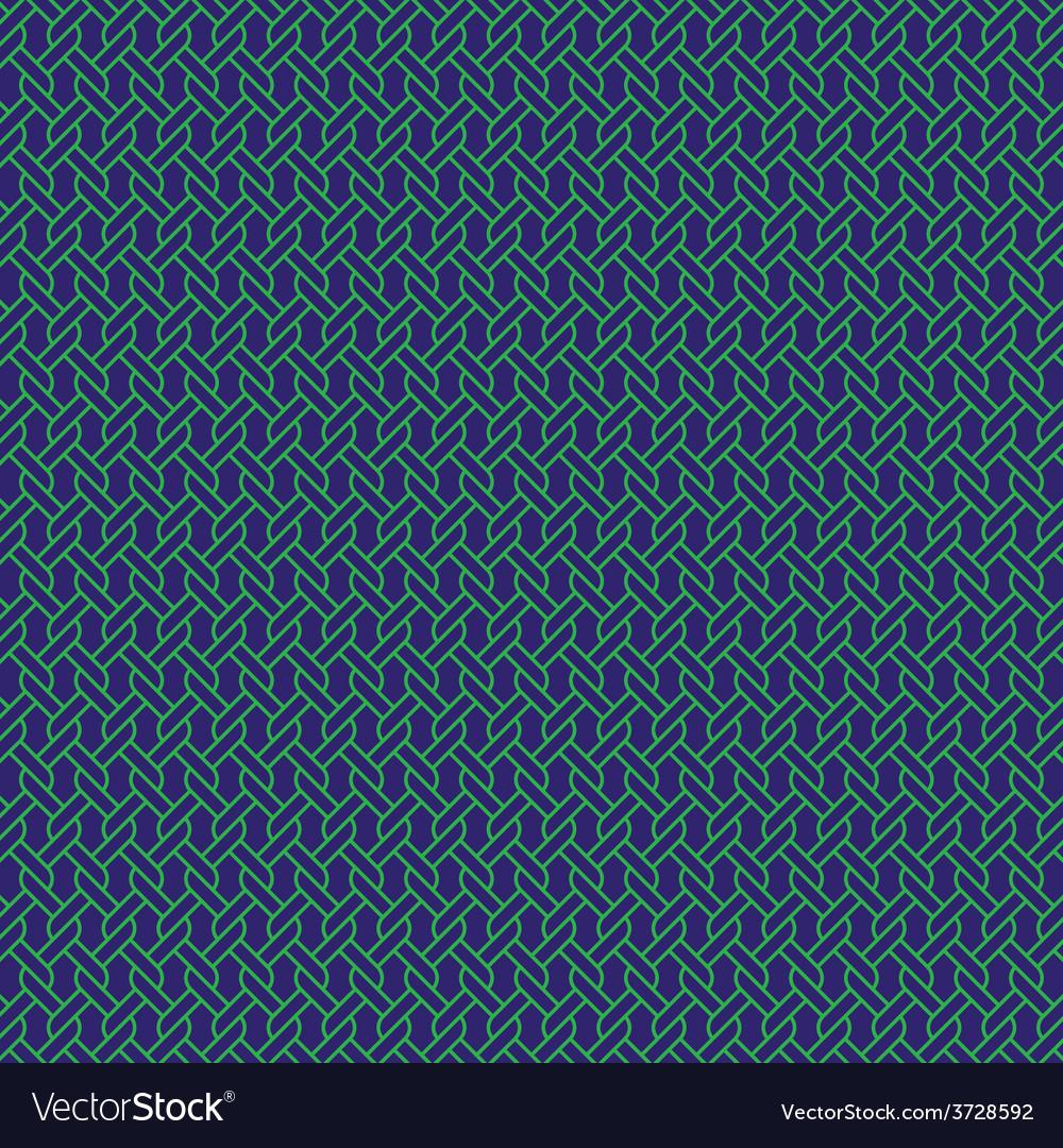 Navy green lattice vector | Price: 1 Credit (USD $1)
