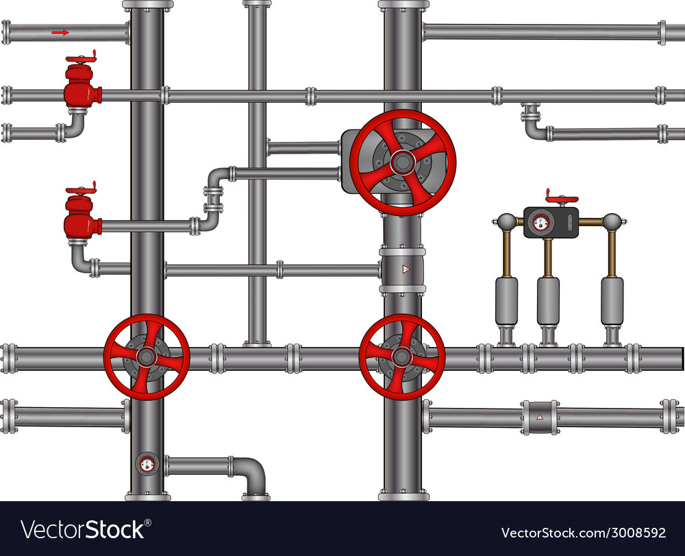 Pipeline seamless background vector   Price: 1 Credit (USD $1)