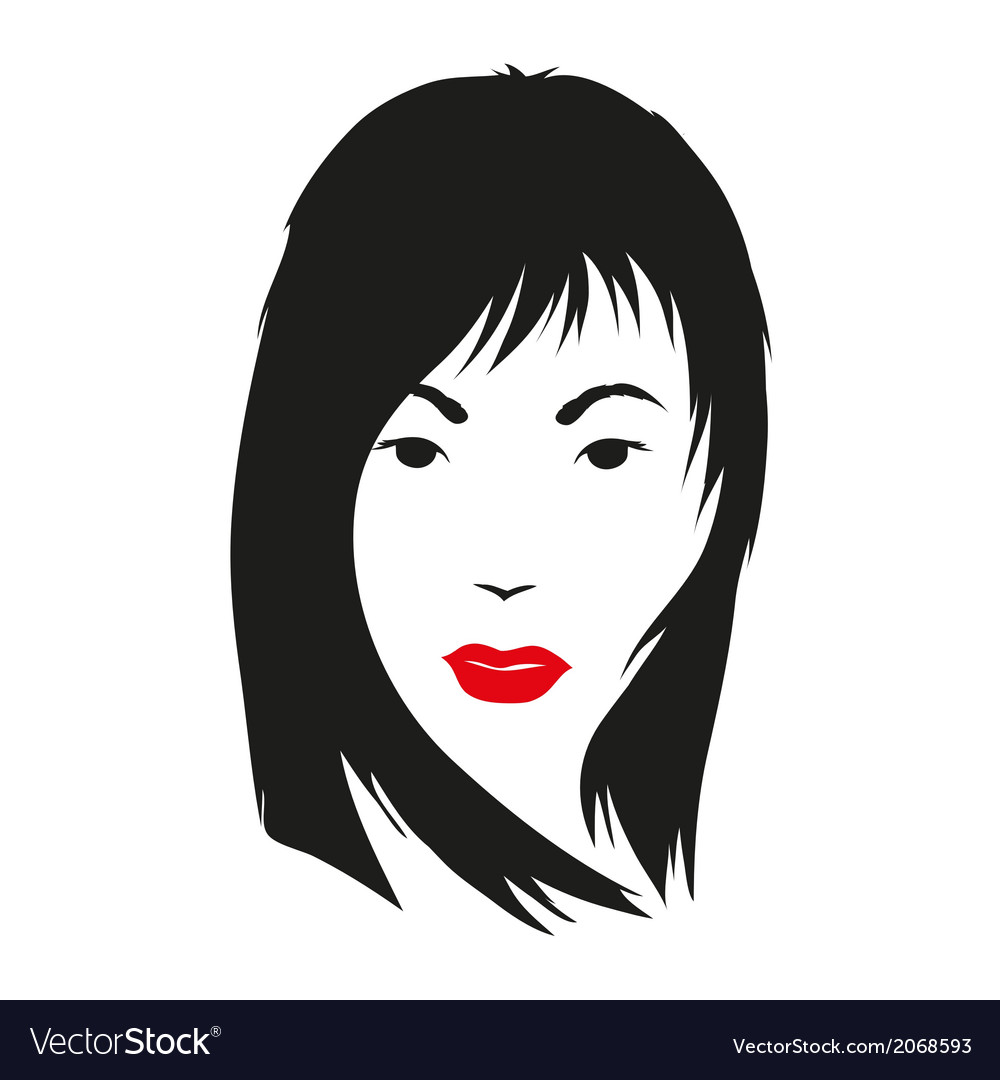 Fashion silhouette woman style vector | Price: 1 Credit (USD $1)