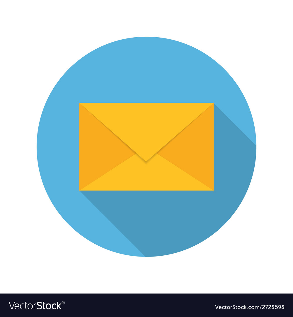 E mail envelope icon vector | Price: 1 Credit (USD $1)