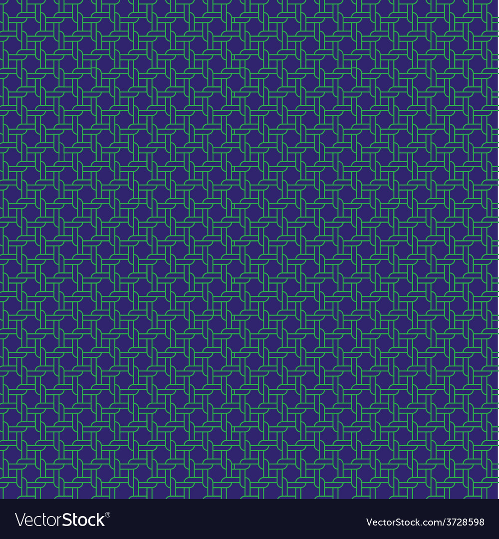 Navy green rope pattern vector | Price: 1 Credit (USD $1)