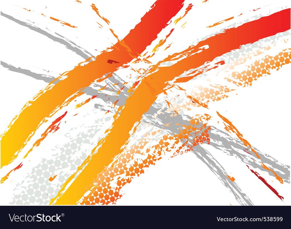 Abstract red background on the white vector | Price: 1 Credit (USD $1)