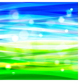 Bright colorful shiny summer background vector