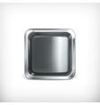 Metal box app icon vector