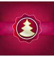 Christmas background and tree  eps8 vector