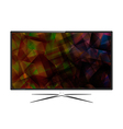 Led television vector