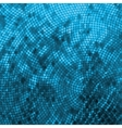 Amazing template design on blue glittering eps 8 vector
