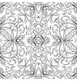 Abstract pattern contours vector