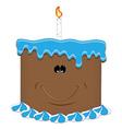 Chocolate birthday vector