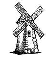 Mill vector