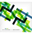 Straight lines business colorful template vector