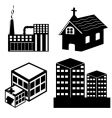 Different building vector