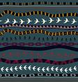 Tribal seamless texture vector