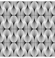Design seamless twirl movement striped pattern vector
