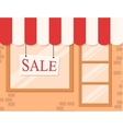 Store and market background vector