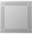 Greek frame vector
