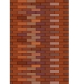 Brick wall  blocks texture vector