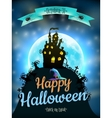 Halloween night background eps 10 vector
