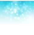 Blue holiday light background vector