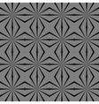 Design seamless diamond lattice pattern vector