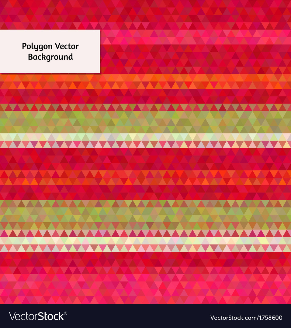 Abstract polygon style background vector   Price: 1 Credit (USD $1)