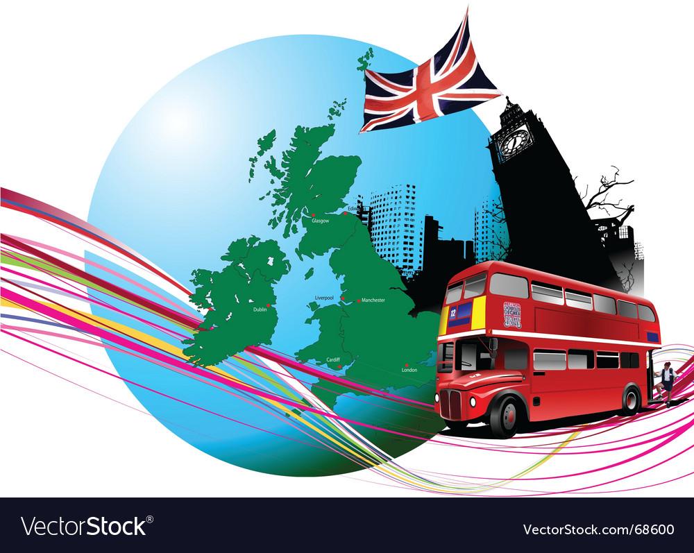 England vector   Price: 1 Credit (USD $1)
