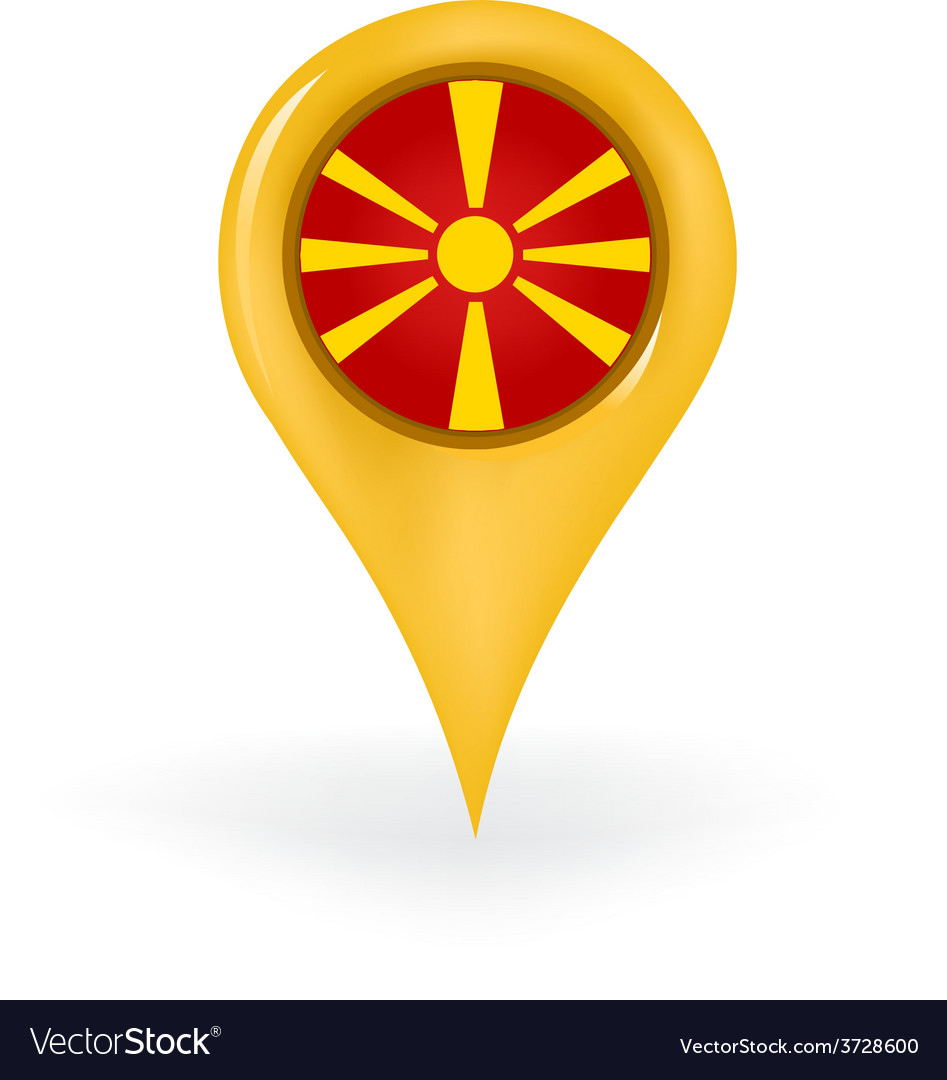 Location macedonia vector | Price: 1 Credit (USD $1)