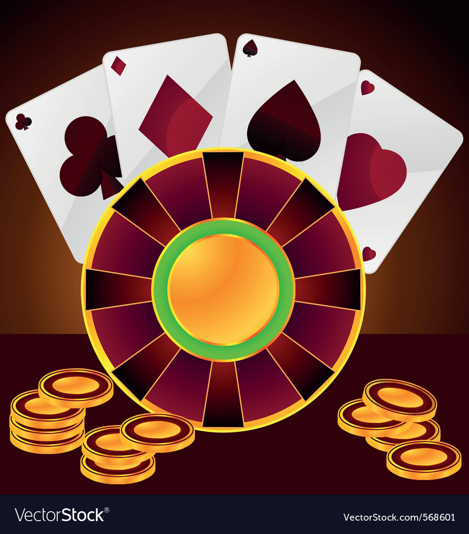 Casino vector | Price: 1 Credit (USD $1)