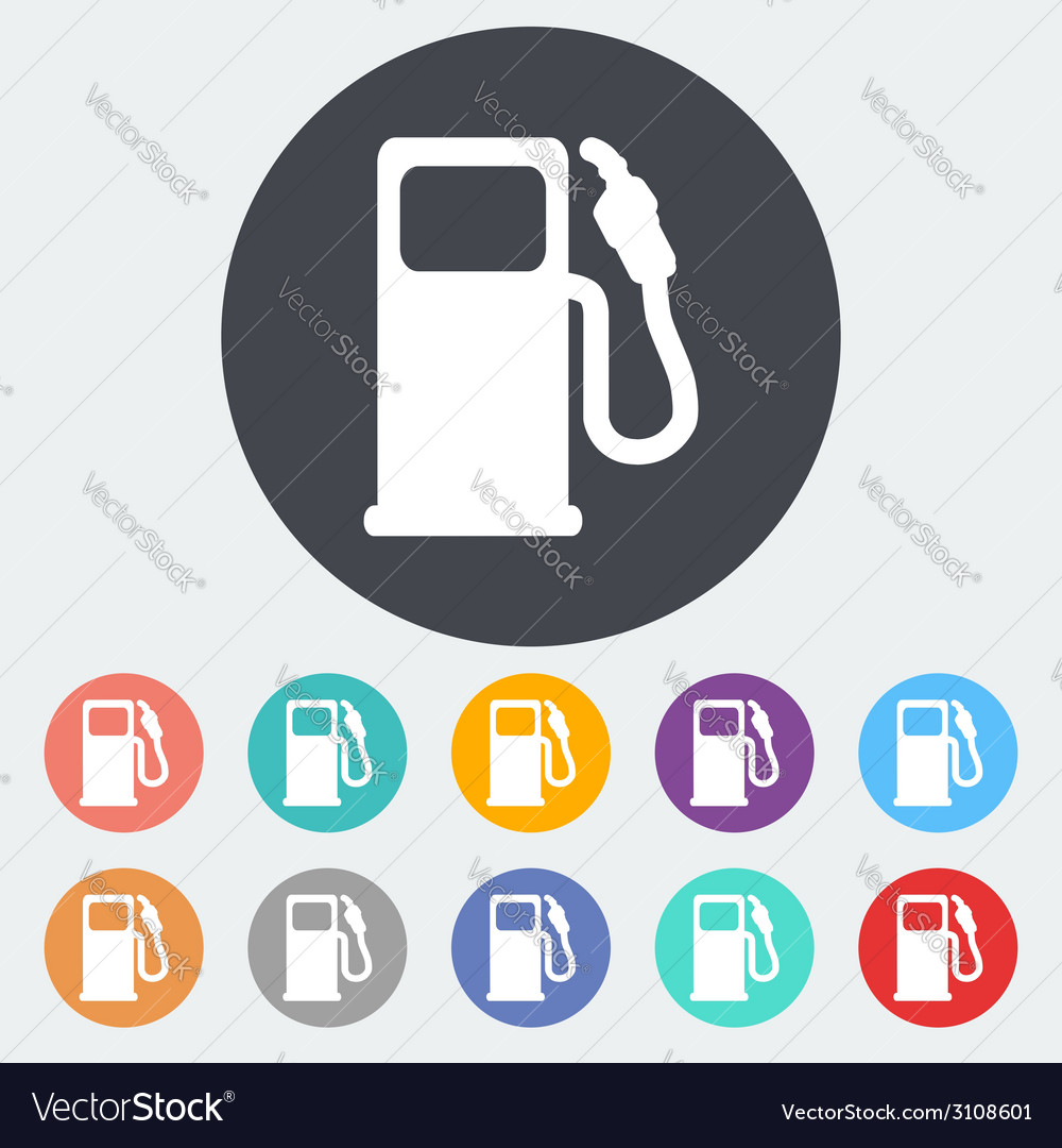 Fuel icon vector | Price: 1 Credit (USD $1)