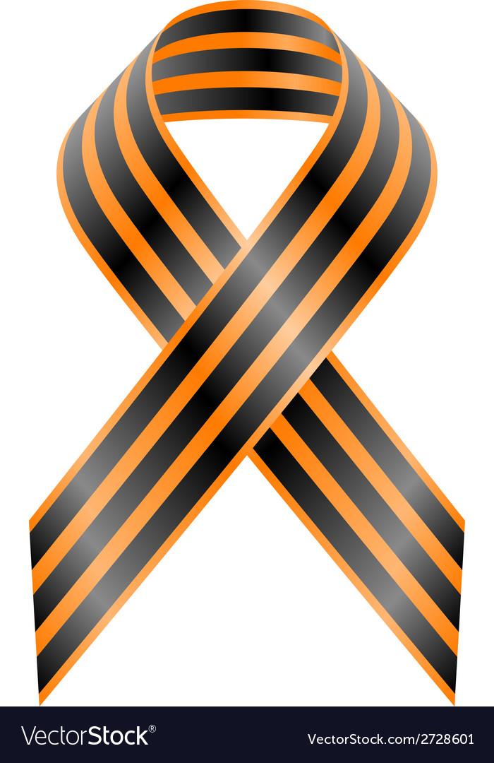 Retro ribbon russia russian scroll stylized symbol vector   Price: 1 Credit (USD $1)