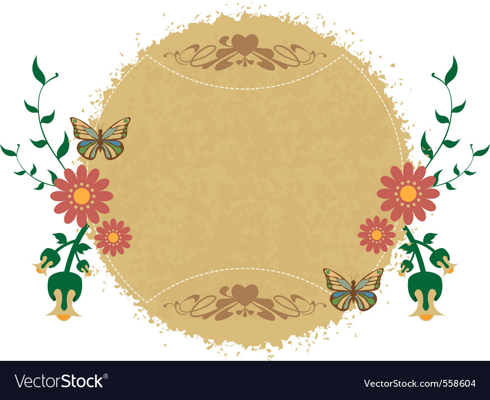 Frame invitation vector | Price: 1 Credit (USD $1)