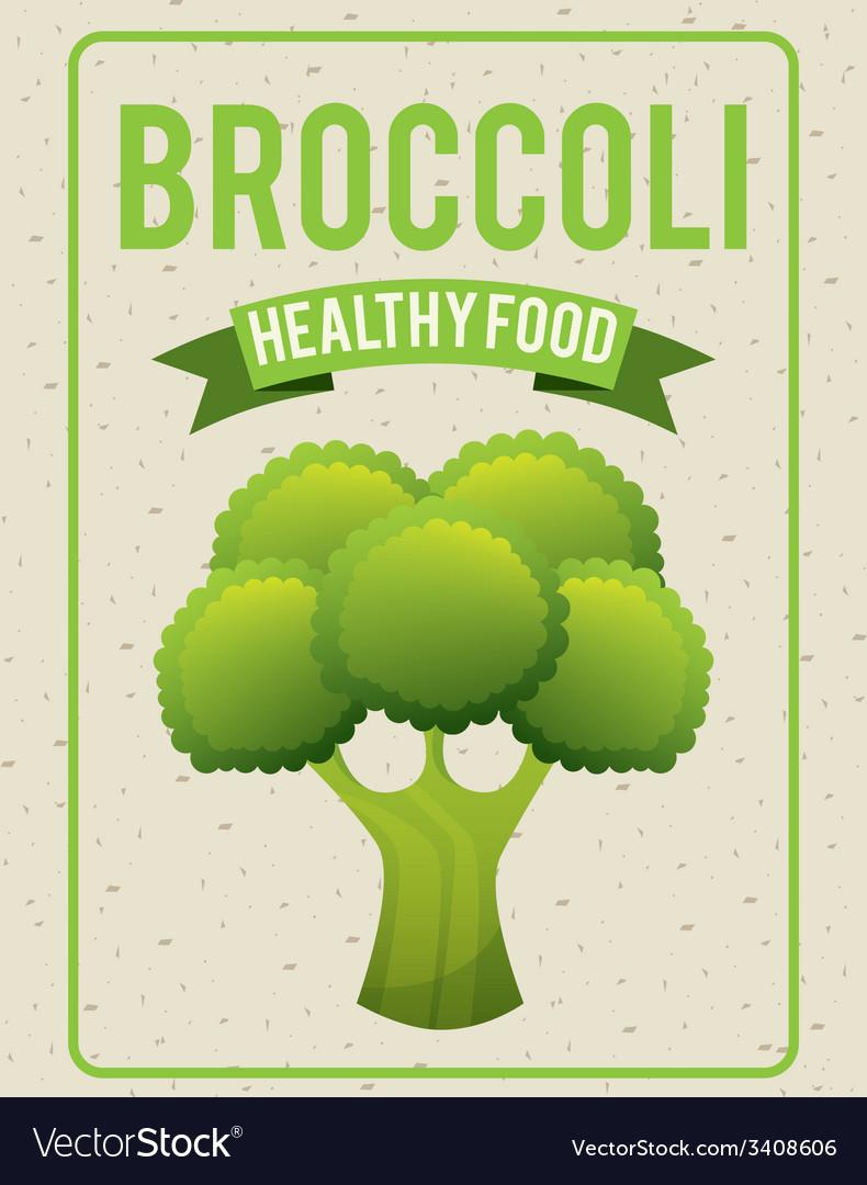 Organic healthy food design vector   Price: 1 Credit (USD $1)